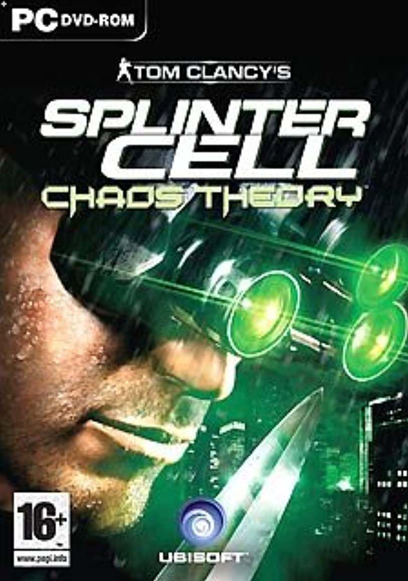 損傷サーバ遺跡Tom Clancy's Splinter Cell : Chaos Theory (輸入版)