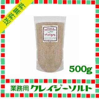 日本緑茶センター クレイジーソルト (500g)
