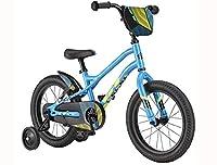 GT(ジーティー) ランジ16 キッズバイク16 [ブルー] 9994134