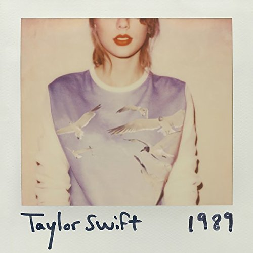 1989 (13 Tracks Standard - Slipcase & Photos)