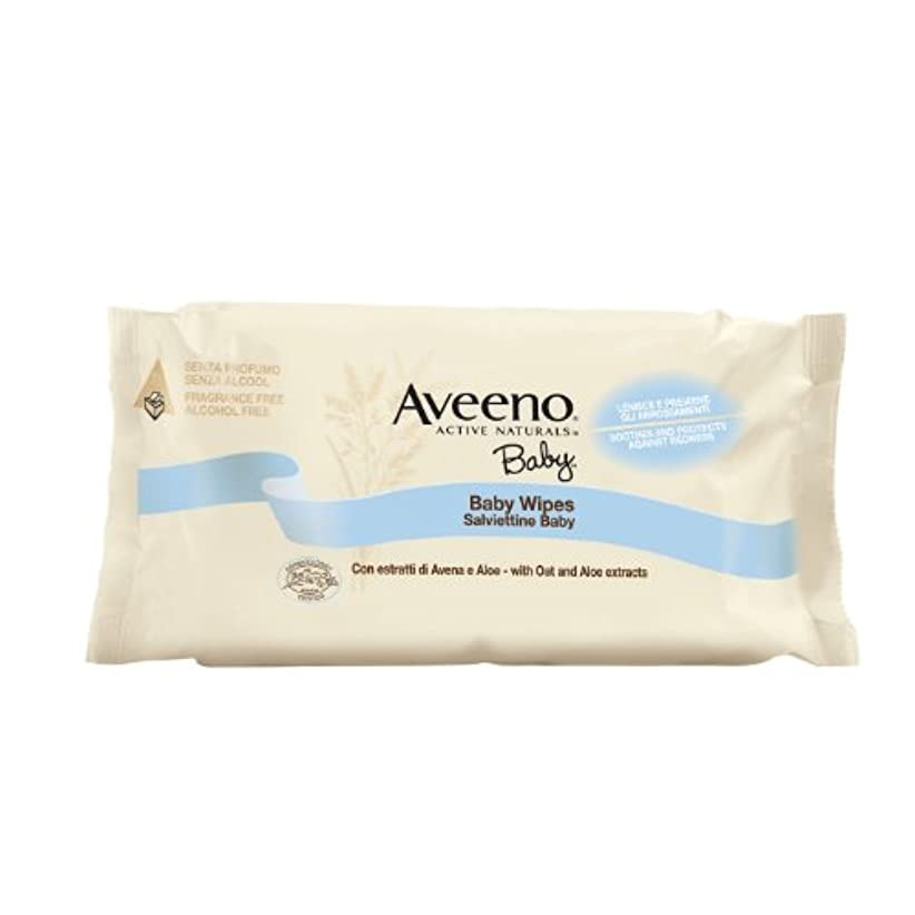 Aveeno Baby Wipes 72uni