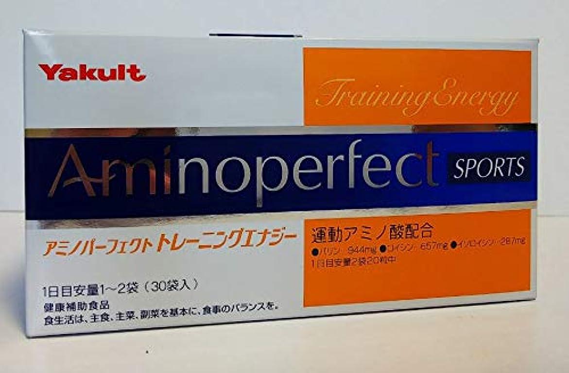 アミノパーフェクト トレーニングエナジー(6箱セット)