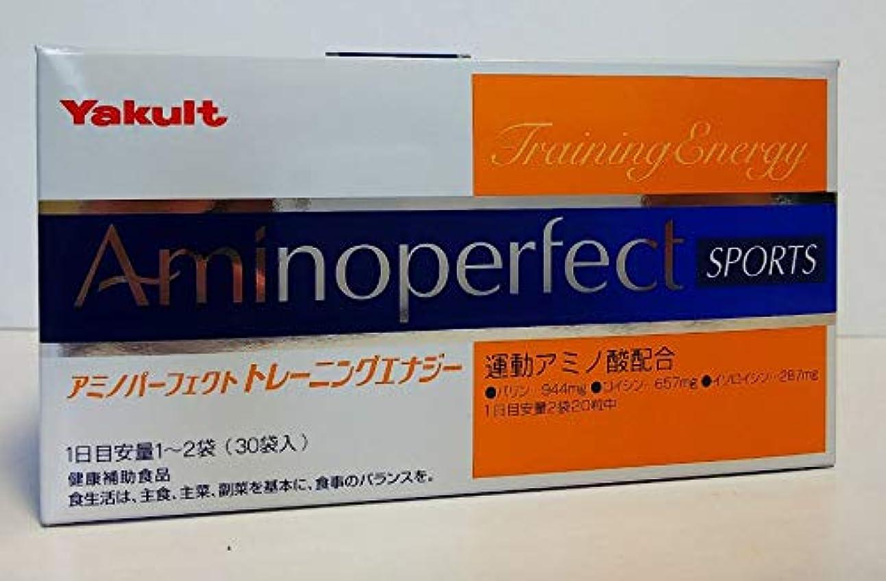 誘発する顎実行アミノパーフェクト トレーニングエナジー(3箱セット)
