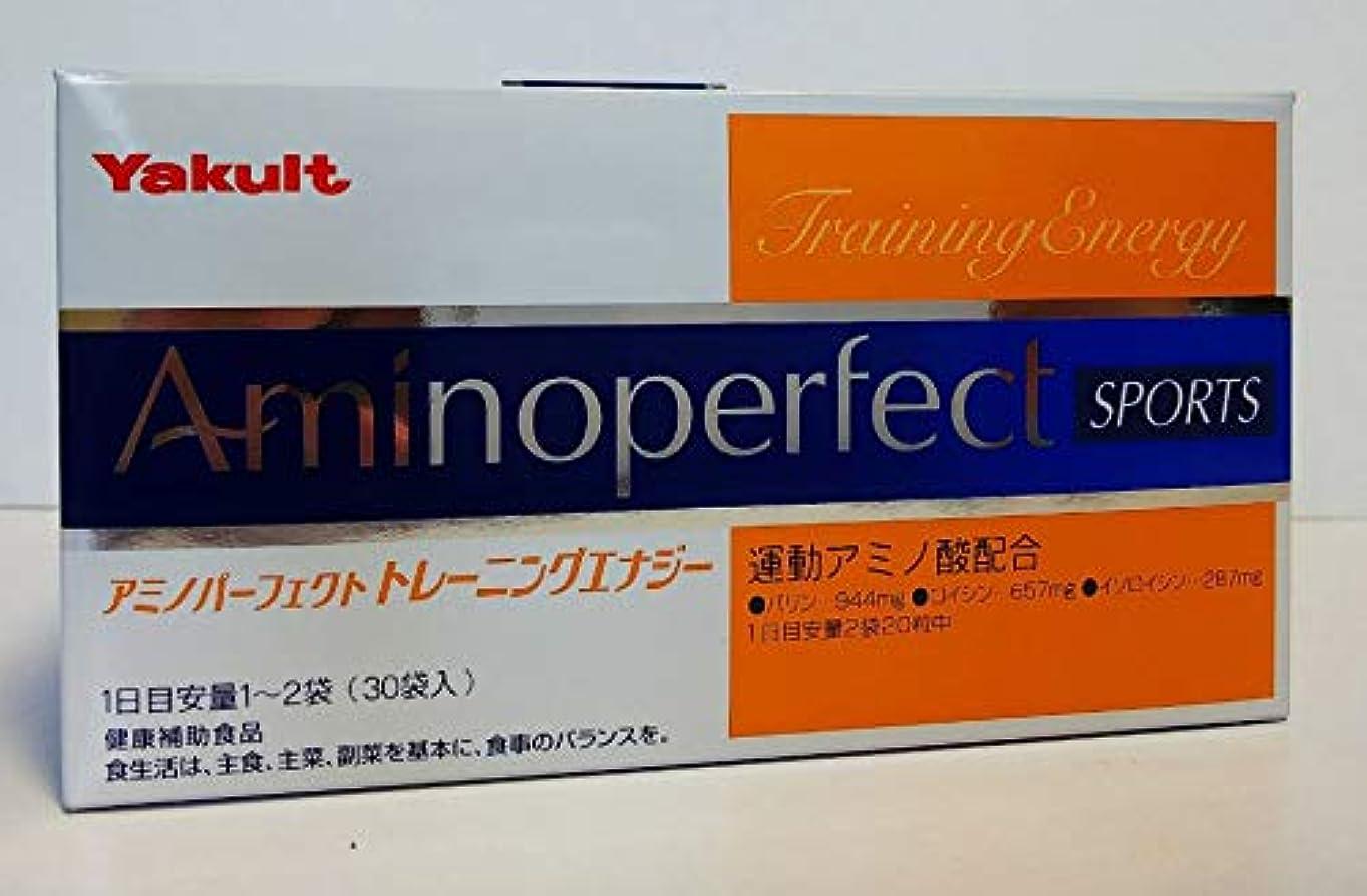 アミノパーフェクト トレーニングエナジー(3箱セット)