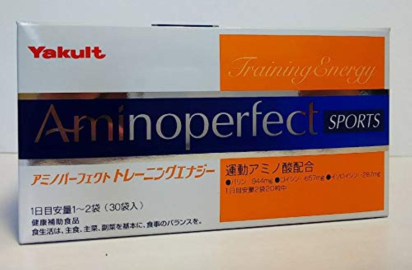 しがみつく契約したリズミカルなアミノパーフェクト トレーニングエナジー(3箱セット)