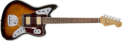 【アウトレット】Fender / Kurt Cobain Road Worn Jaguar 3-Color Sunburst