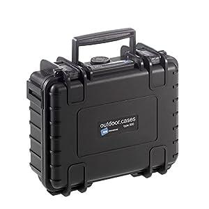 【国内正規品】 B&W Internatinal 防水 ハードケース OUTDOOR CASES TYP500 スポンジタイプ BW0003