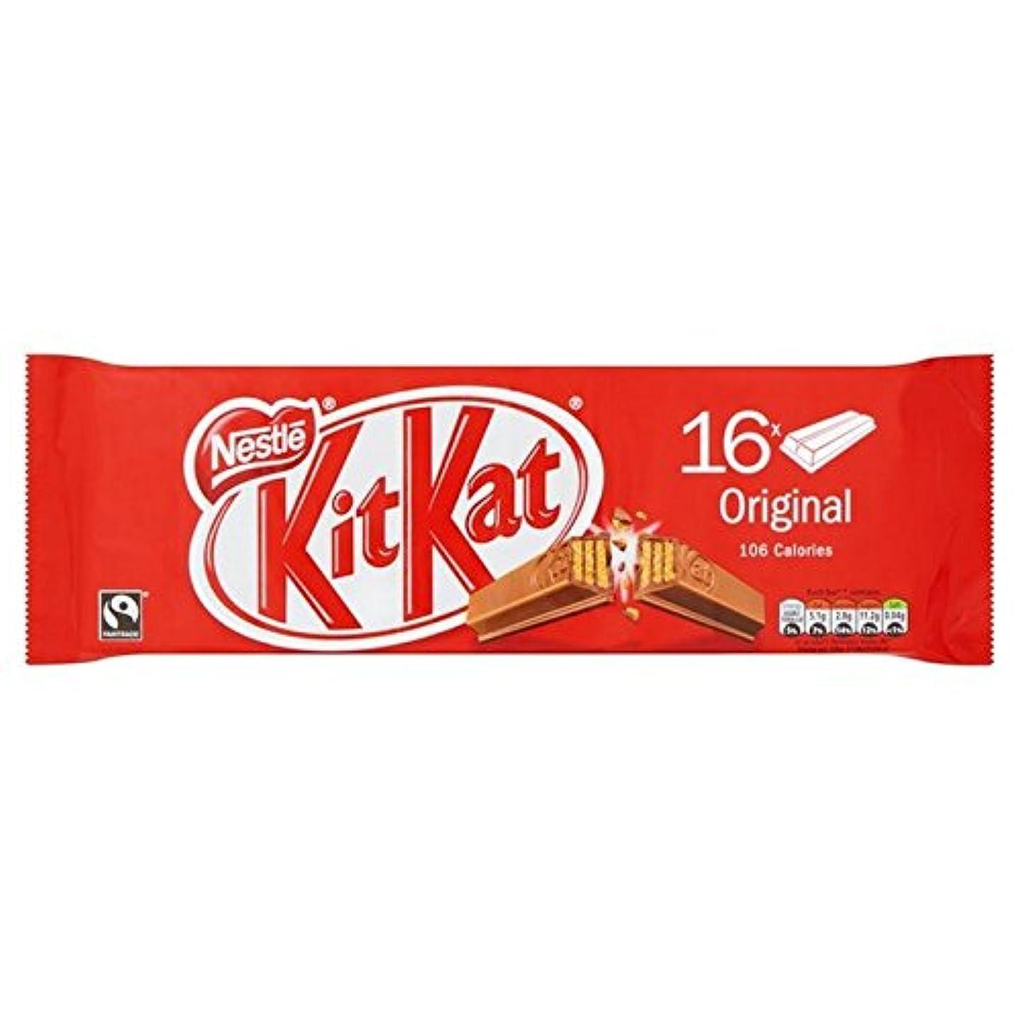 カウボーイ継続中若者(Nestle (寄り添います)) キットカットオリジナル16パック331.2グラム (x4) - Kit Kat Original 16 Pack 331.2g (Pack of 4) [並行輸入品]