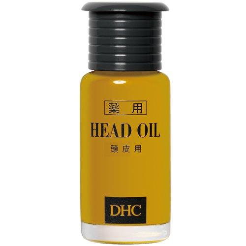 DHC薬用ヘッドオイル