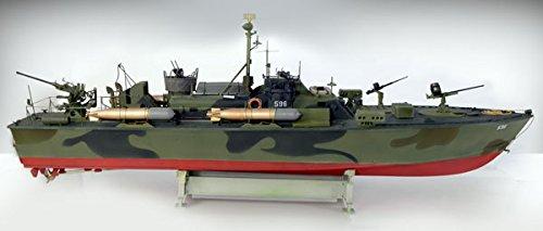 イタレリ 5602 1/35 ELCO 80フィート魚雷艇 PT-596