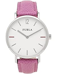 d81ce31fda フルラ 時計 FURLA R4251108512 899479 GIADA 33MM レディース腕時計ウォッチ パープル/シルバー/ホワイト [