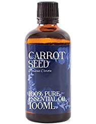 Mystic Moments | Carrot Seed Essential Oil - 100ml - 100% Pure