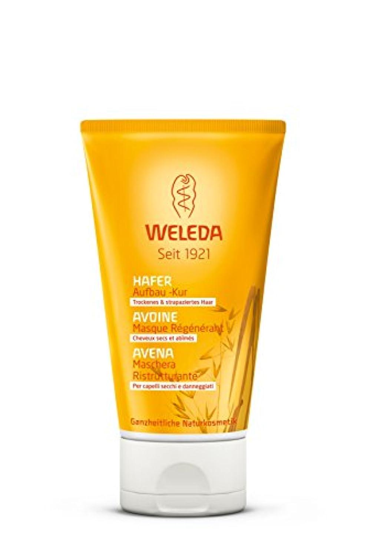 スポンジ検出可能製作WELEDA(ヴェレダ) オーガニック ヘアトリートメント 150ml