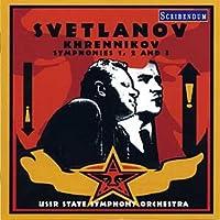 Khrennikov: Symphonies 1, 2 & 3
