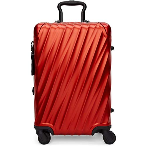 (トゥミ) Tumi メンズ バッグ スーツケース・キャリーバッグ Red Aluminium International Carry-On Suitcase [並行輸入品]