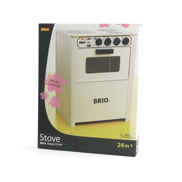 BRIO レンジ (白) 31357の紹介画像2