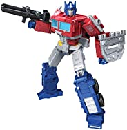 Transformers F0699 Toys Generations War for Cybertron: Kingdom Leader WFC-K11 Optimus Prime Action Figure - Ki
