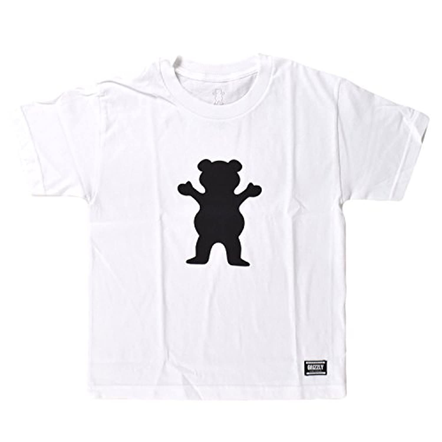GRIZZLY グリズリー キッズ 半袖 Tシャツ VIGR181Y1