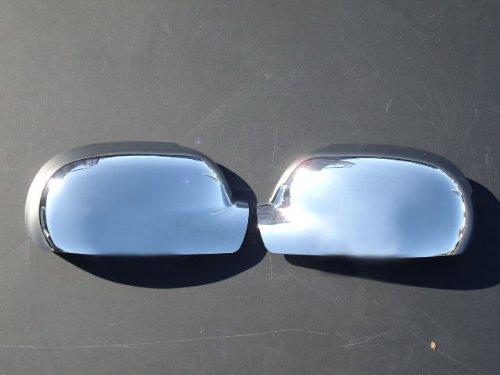 シボレー トレイルブレイザー (2002年~2009年) クローム メッキ ドア ミラー カバー