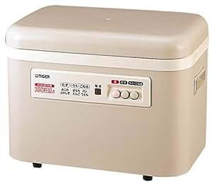 タイガー 餅つき機 「力じまん」 二升 グレイッシュベージュ SMG-3604-CR