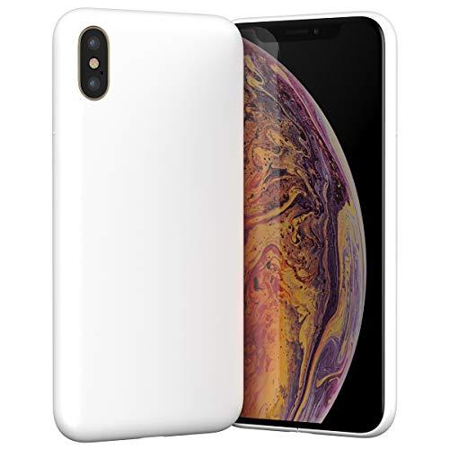 MYNUS iPhone XS CASE (マットホワイト)