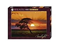 Sunny Tree. Puzzle 1000 Teile