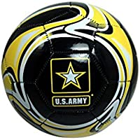US Army Authentic Official Licensedサッカーボールサイズ5