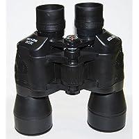 電源: 30 xレンズ直径: 50 mm Rubyコーティングブラックボディ双眼鏡with Carryingケース