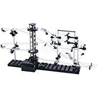 Marble RunsトラックRoller Coaster Building Construction Toyキットlv1