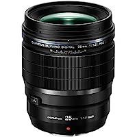 Olympus M.Zuiko Digital - Lens - 25 mm - f/1.2 PRO ED - Micro Four Thirds