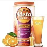 Metamucil Daily Fibre Supplement Smooth Orange, 114 Doses