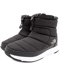 [ザ ノースフェイス] THE NORTH FACE ブーツ メンズ ヌプシ ブーティー ライト 4 WP ショート TNF Black/White