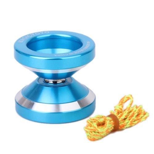 [해외]장난감~ Magie Yoyo 매직 요요 N8 알루미늄 프로 요 - 파랑/Toys~ Magie Yoyo Magic Yo-Yo N8 Aluminum Pro Yo-Yo - Blue