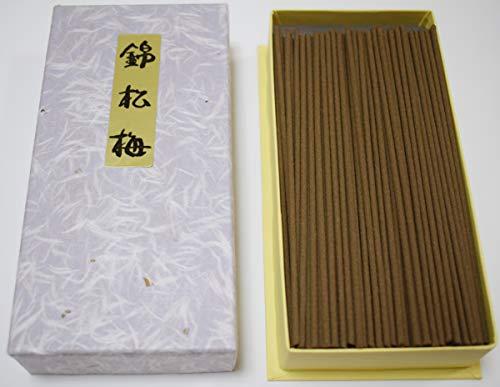 淡路梅薫堂のお線香 沈香 錦松梅 amazon prime FBA agarwood blend Kinshobai Awaji Baikundou japanese incense sticks(じんこう) 沈香系 お供え物 阿闍梨 #103