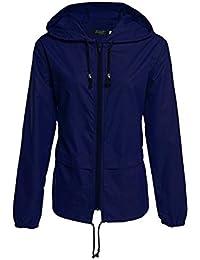 通気性のある トップス ジャケット レインコート フード付き 日焼け止め 防水 レインコート アウトドア 環境保護 レインコート (サイズ : XXXL)