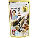 ごぼう茶の提唱者 南雲吉則博士が推奨するあじかんのごぼう茶 美味しさと高い抗酸化活性 国産焙煎 ごぼう茶20包入りX12…