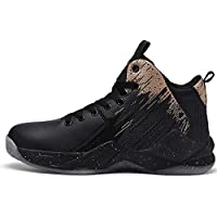 RNNG Men's High Top Sports Running Sneaker Tennis Basketball Shoes