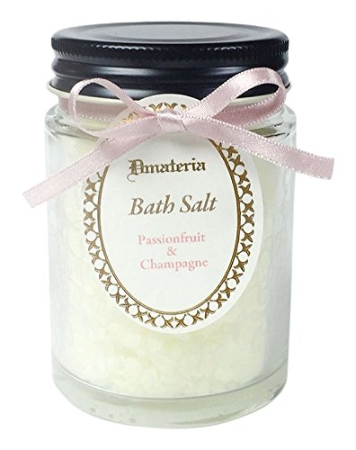 D materia バスソルト パッションフルーツ&シャンパン Passionfruit&Champagne Bath Salt ディーマテリア