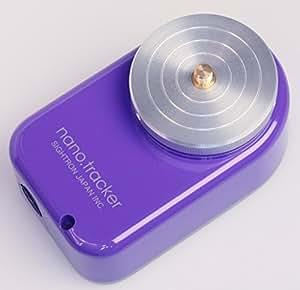 SIGHTRON ポータブル赤道儀 nano.tracker ナノトラッカー パープル AS0001PP