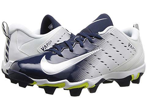 NIKEナイキ メンズスニーカー・靴・シューズ Vapor Shark 3 White/Metallic Silver/College Navy US 13 31cm D - Medium 並行輸入品