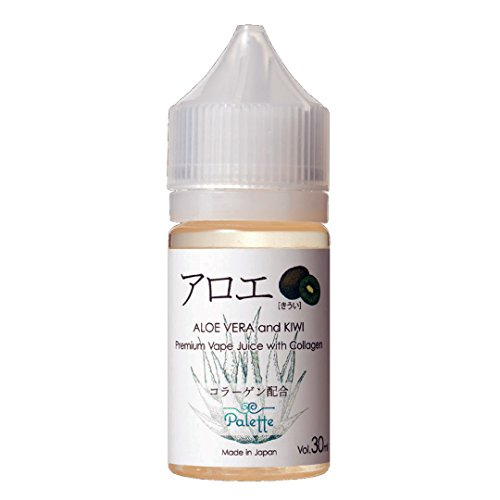 電子タバコ用リキッド Palette(パレット)アロエきうい 30ml