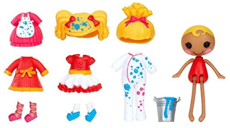 Lalaloopsy Minis Style 'N' Swap Doll- Spot Splatter Splash by Lalaloopsy [並行輸入品]