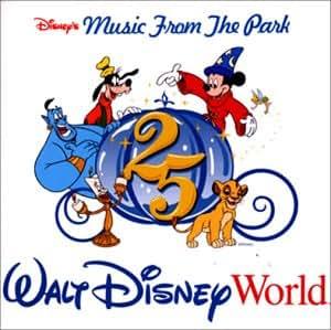 ウォルト・ディズニー・ワールド25周年記念アルバム                                                                                                                                                                                                                  曲目リスト