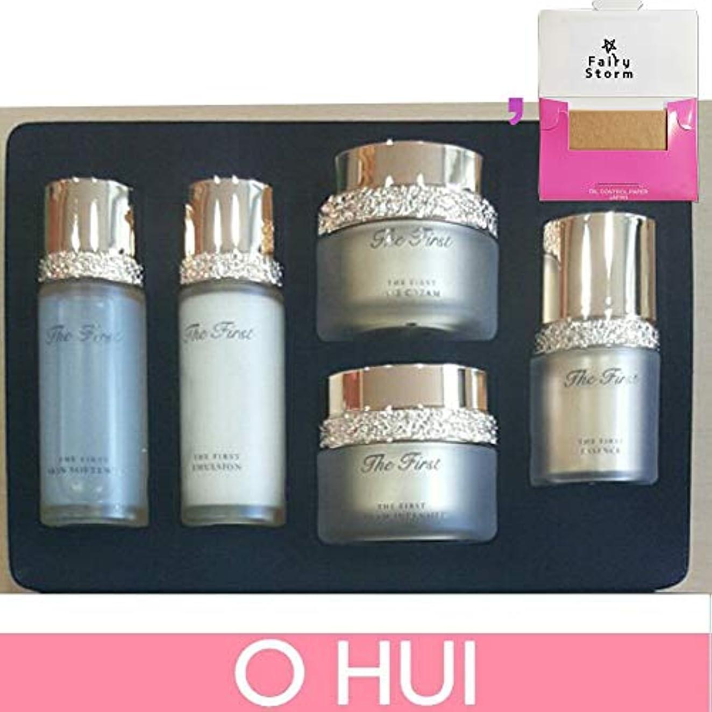 エンドテーブル明るくする結婚[オフィ/O HUI]韓国化粧品 LG生活健康/OHUI the First Cell Revolution 5pcs Special Kit Set + [Sample Gift](海外直送品)