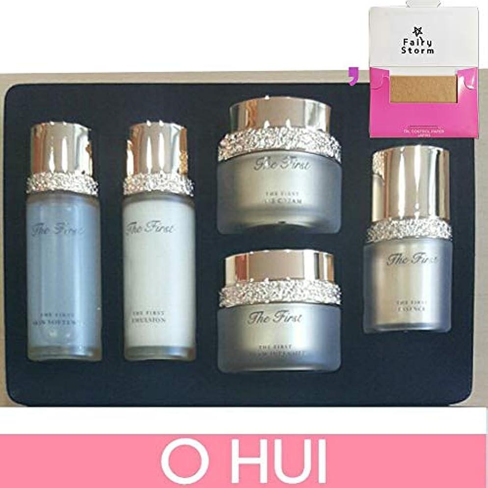 タオル時間とともに従順[オフィ/O HUI]韓国化粧品 LG生活健康/OHUI the First Cell Revolution 5pcs Special Kit Set + [Sample Gift](海外直送品)