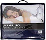 Bambury Electric Blanket Sonar Electric Blanket, Super King Bed