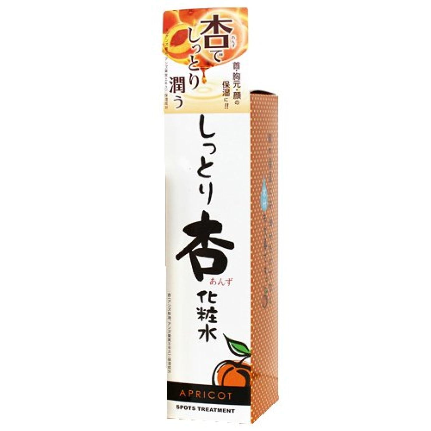 魔女麺それによってしっとり杏 化粧水 200ml