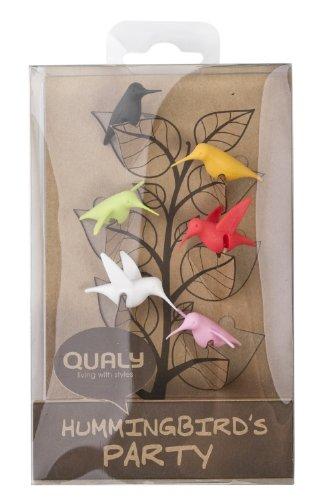 QUALY グラスマーカー Hummingbird's Party 09000800