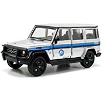 ジュラシック?ワールド Jurassic World 2015 Movie- 1:32 Scale diecast Mercedes-Benz G-Class 4X4