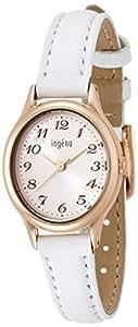 [セイコー ウオッチ]SEIKO WATCH 腕時計 ingene アンジェーヌ クオーツ ハードレックス日常生活用防水 AHJK423 レディース